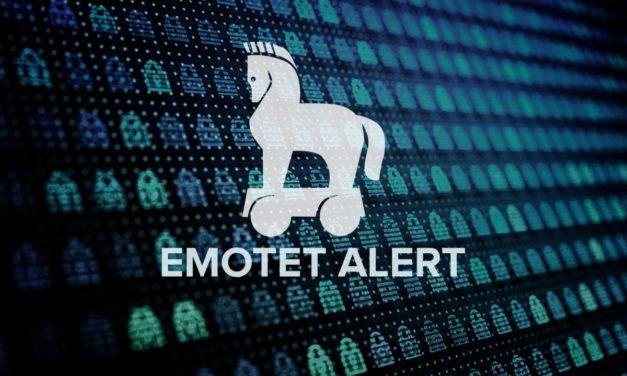 Alerte sur le ransomware « Emotet » en France